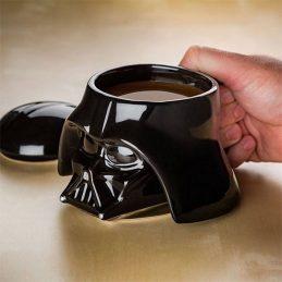 Taza de ceramica Darth Vader