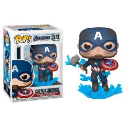 Funko Pop Captain America...