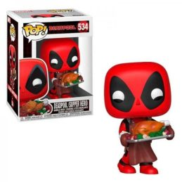 Funko Pop Deadpool Supper Hero