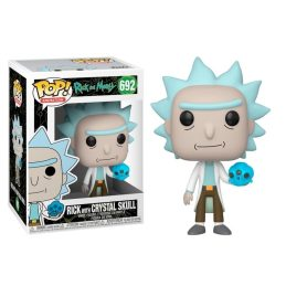 Funko Pop Rick with Crystal...