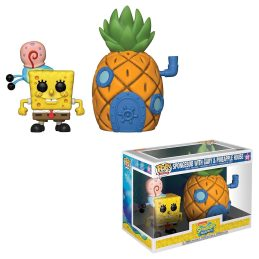 Funko Pop Sponge Bob with...