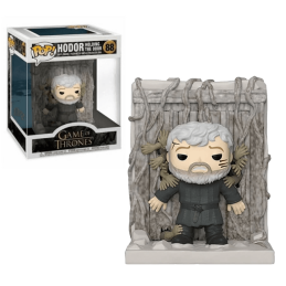 Funko Pop Hodor holding the...