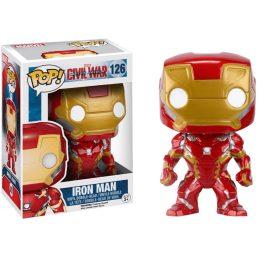 Funko Pop Iron Man Civil War