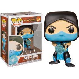 Funko Pop Sub Zero