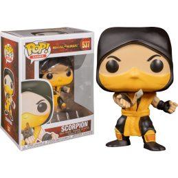 Funko Pop Scorpion