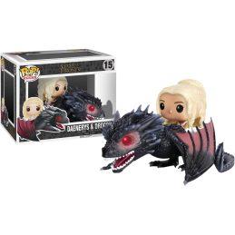 Funko Pop Daenerys & Drogon
