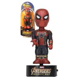 Body Knocker Iron Spider