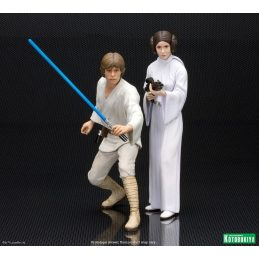 Luke & Leia New Hope