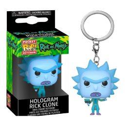 Llavero Funko Hologram Rick...
