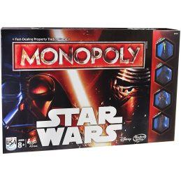 Monopolio Star Wars...