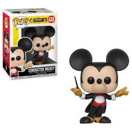 Funko Pop Conductor Mickey