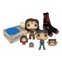 Wonder Woman Funko Box