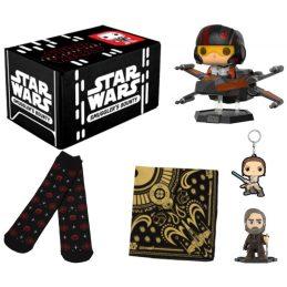 The Last Jedi Funko Box