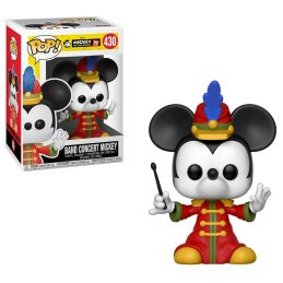 Funko Pop Band Concert Mickey