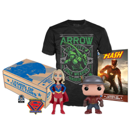 DC TV Funko Box