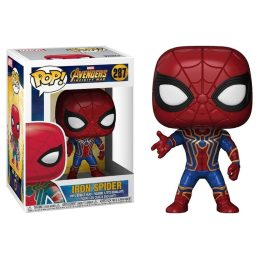 Funko Pop Iron Spider...