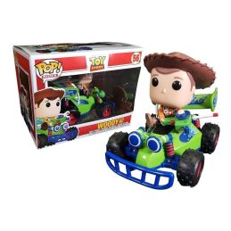 Funko Pop Woody RC - Toy Story