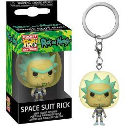 Llavero Funko Space Suit Rick