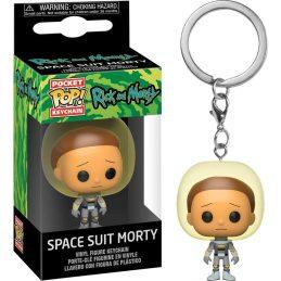Llavero Funko Space Suit Morty