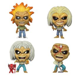 Pack Funko Pop Iron Maiden