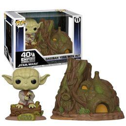 Funko Pop Town Dagobah Yoda...