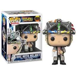 Funko Pop Doc with Helmet -...
