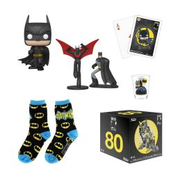 Batman DC 80 Years Funko Box
