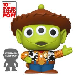 Funko Pop Alien as Woody 10...