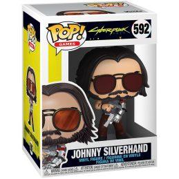 Funko Pop Johnny Silverhand