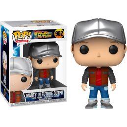 Funko Pop Marty in Future...