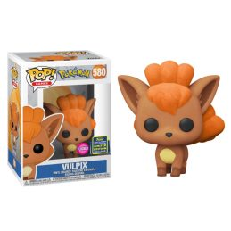 Funko Pop Vulpix Flocked