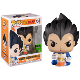 Funko Pop Vegeta Eating...