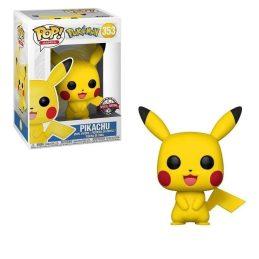 Funko Pop Pikachu (Feliz)