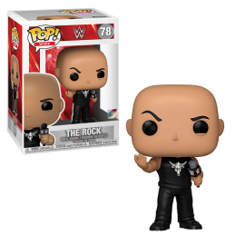Funko Pop The Rock