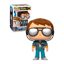 Funko Pop Marty With...