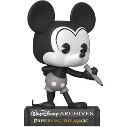 Funko Pop Plane Crazy Mickey