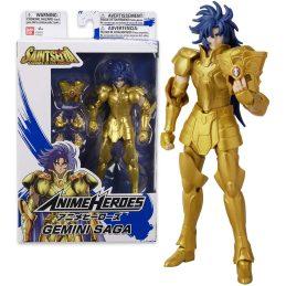 Figura Geminis Saga Seiya...