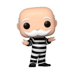 Funko Pop Mr Monopoly en la...