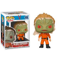 Funko Pop Alien Exposed