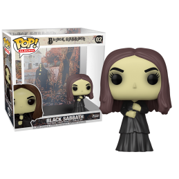 Funko Pop Black Sabbath