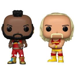 Funko Pop Hulk Hogan & Mr. T