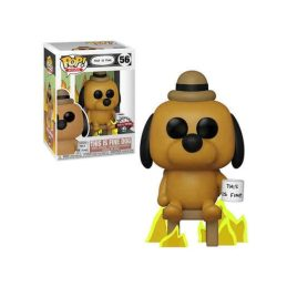 Funko Pop This is Fine Dog