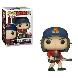 Funko Pop Angus Young (Red...