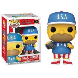 Funko Pop USA Homer