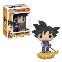 Funko Pop Goku Flying Nimbus