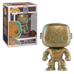 Funko Pop Iron Man (Patina)