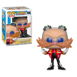 Funko Pop Dr Eggman