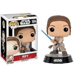 Funko Pop Rey The Force...