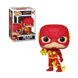 Funko Pop The Flash with...