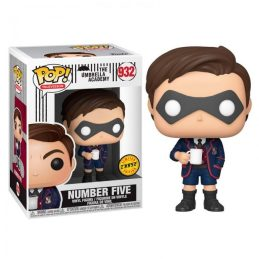 Funko Pop Number Five Chase
